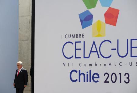 SANTIAGO DE CHILE-CUMBRE DE LA CELAC-UE