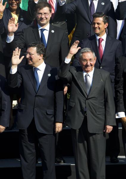 CHILE-CELAC-UE-FOTO OFICIAL