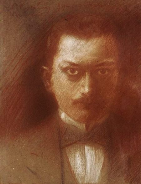 9456_o_konstantinos_parthenis_self_portrait