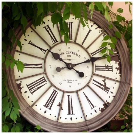 jardin zinc008 horloge